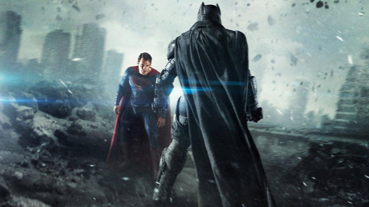 Batman vs Superman : Dawn ofJustice