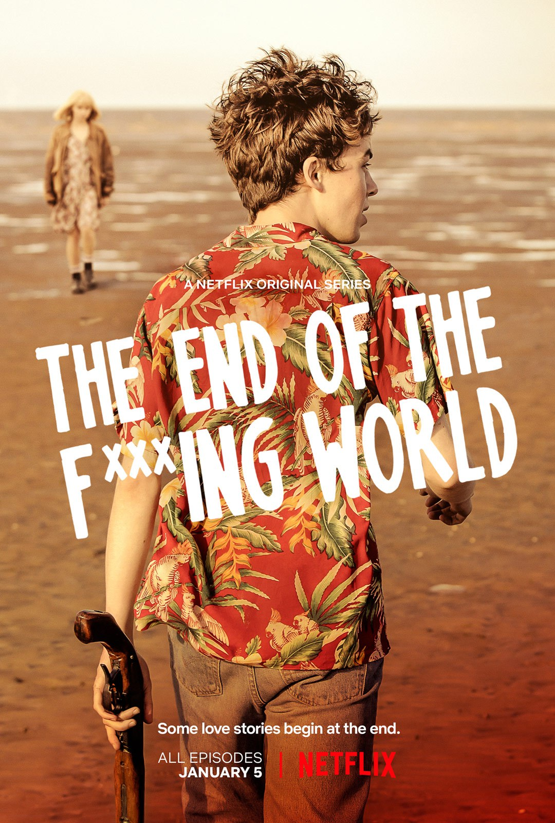 The End of the F***ingWorld