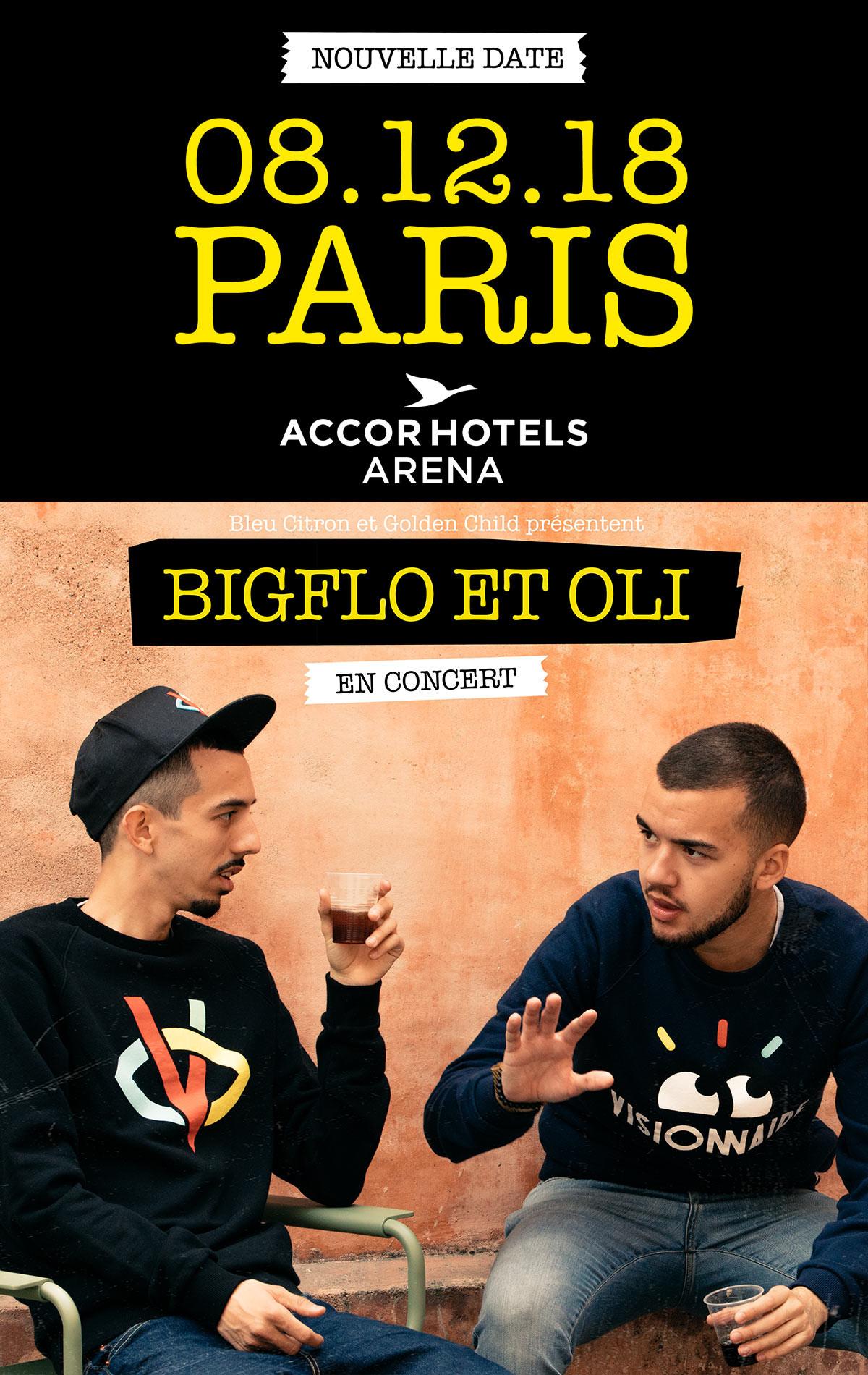 Big flow à Bercy pour Bigflo etOli