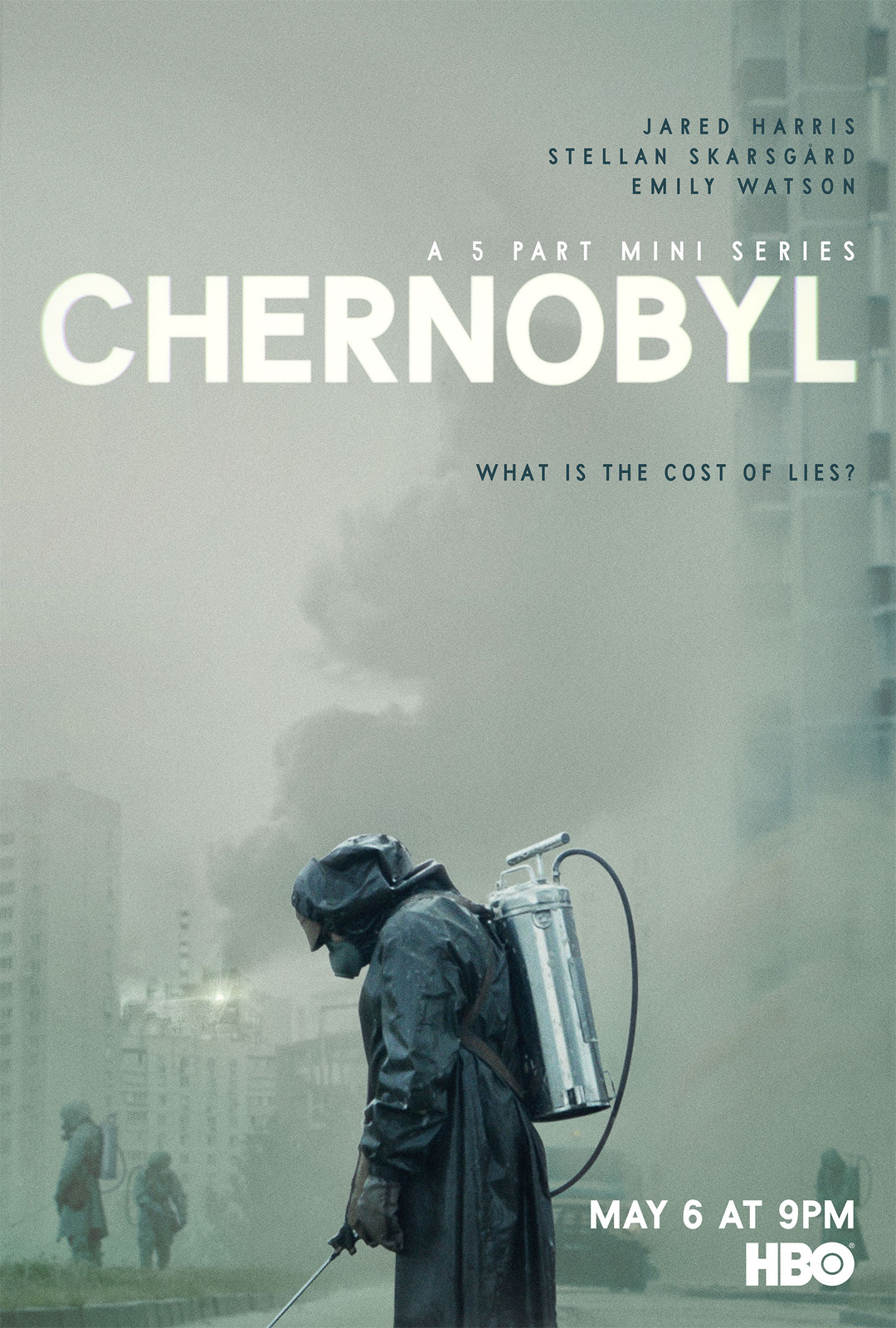 Chernobyl atomise lesséries