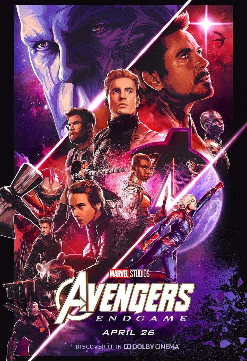 Avengers : Endgame – débrief avecspoiler