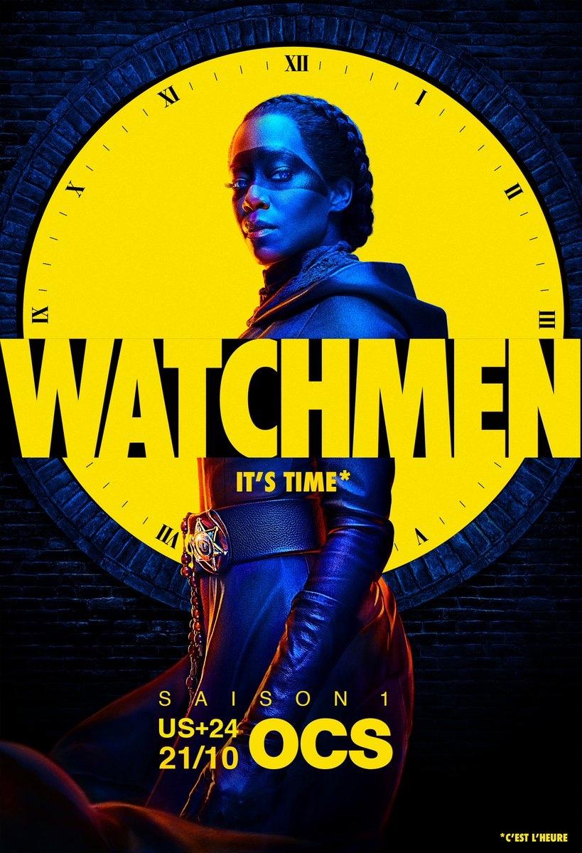 Watchmen / sérieHBO