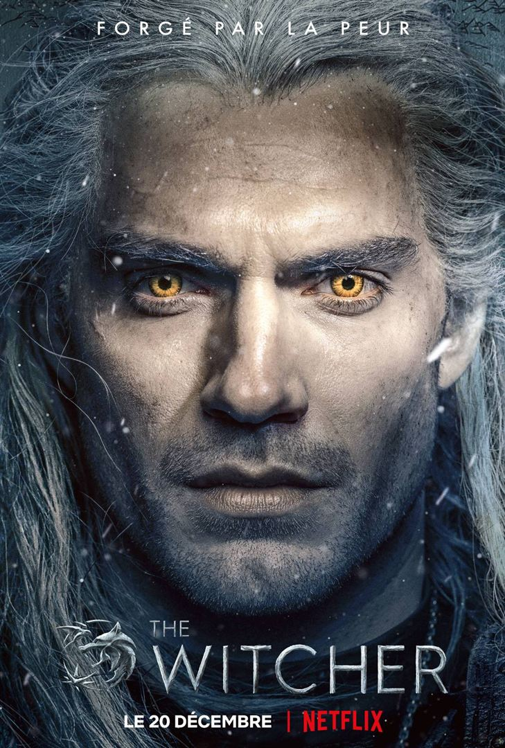 The Witcher, un sorceleur sur Netflix